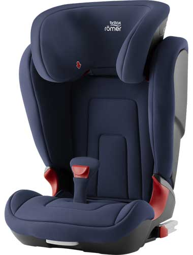 Автокресло Britax Romer KidFix 2 R MOONLIGHT BLUE